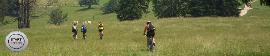 Biketreff Sempach Weekend 2005 (Jura)