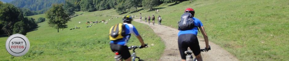 Biketreff Sempach Weekend 2010 (Jura)